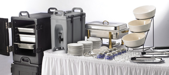 Restaurant equipment & serving ware in St. Catharine's