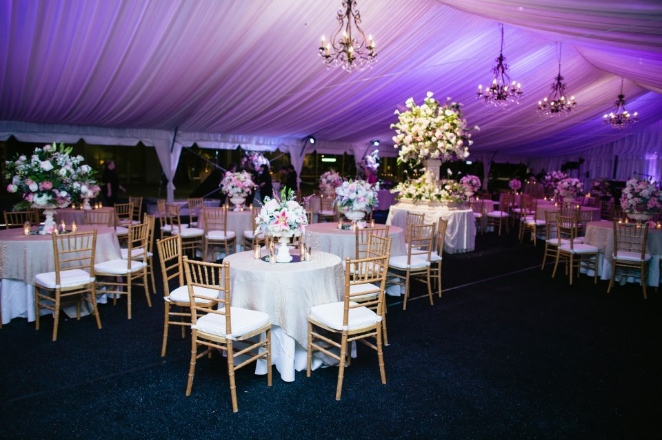 party & event rentals in Milton